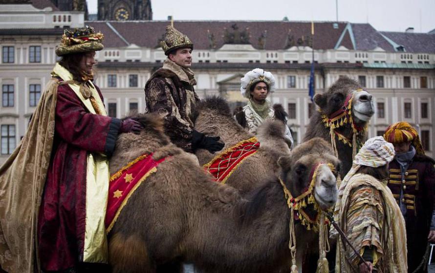 День трех королей-волхвов