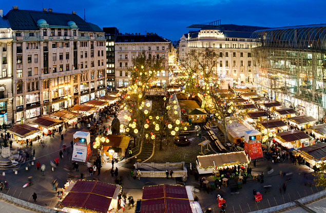 Будапештская рождественская ярмарка
