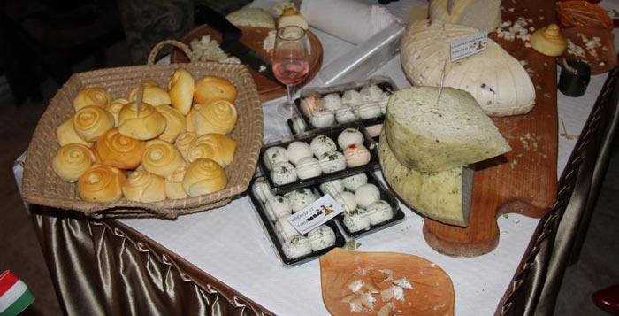 Фестиваль молодого вина и сыра