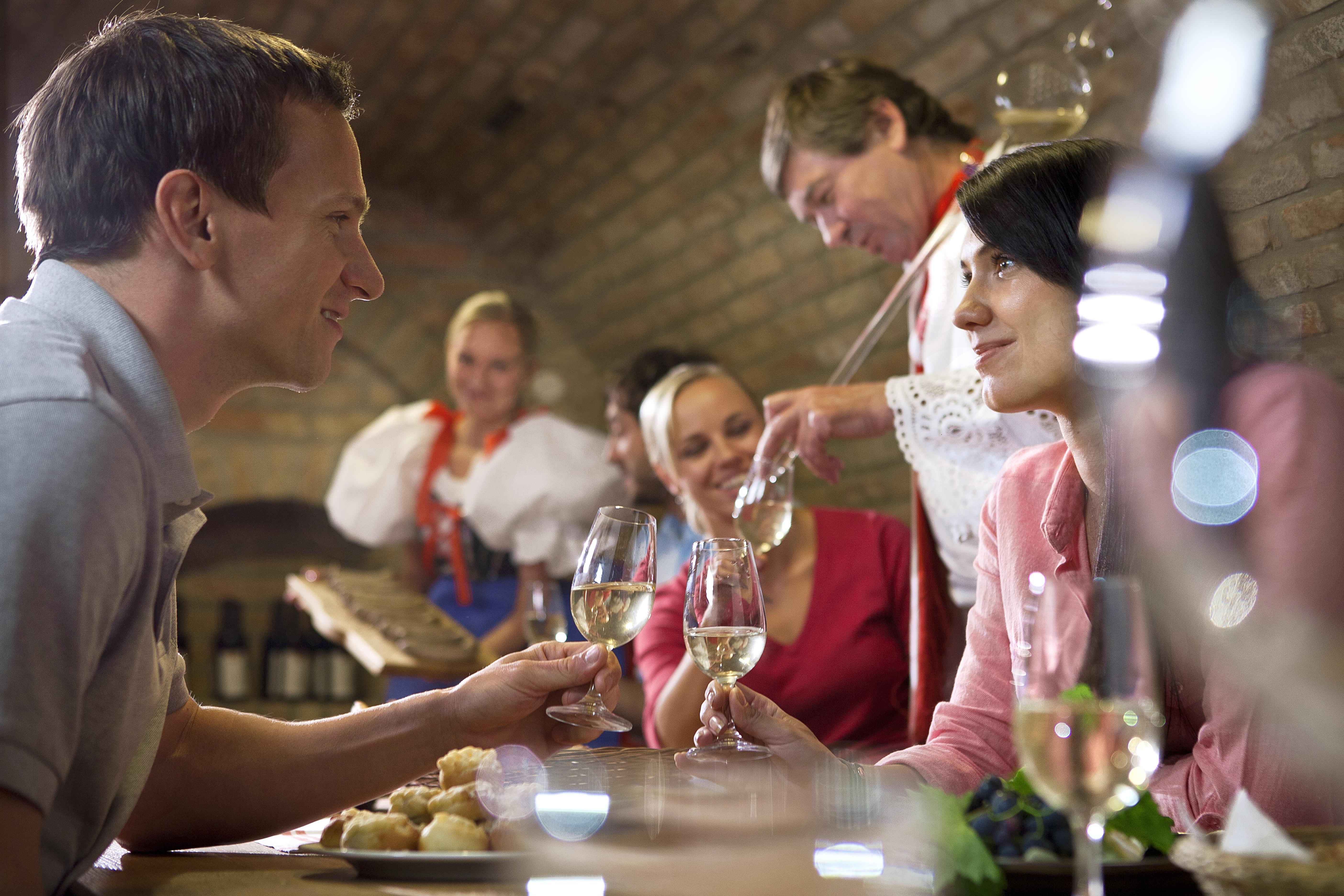 Знойемские исторические торжества по случаю сбора винограда