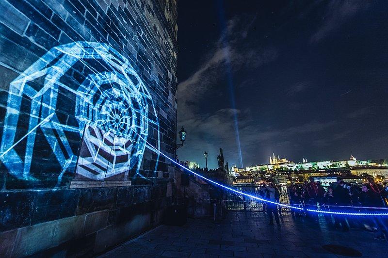 Фестиваль видеомэппинга и светового искусства Signal