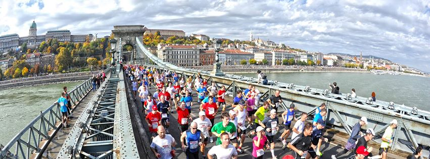 SPARBudapest International Marathon