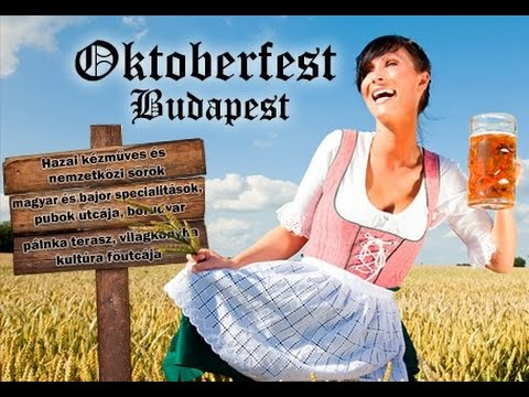 VOctoberfest Budapesht